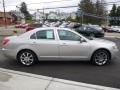 Lincoln MKZ AWD Sedan Silver Birch Metallic photo #4