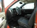 GMC Canyon SLE Crew Cab 4x4 Red Orange Metallic photo #9