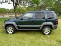 Jeep Liberty CRD Sport 4x4 Deep Beryl Green Pearl photo #3