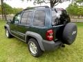 Jeep Liberty CRD Sport 4x4 Deep Beryl Green Pearl photo #5
