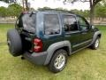 Jeep Liberty CRD Sport 4x4 Deep Beryl Green Pearl photo #9