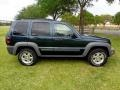 Jeep Liberty CRD Sport 4x4 Deep Beryl Green Pearl photo #11
