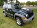 Jeep Liberty CRD Sport 4x4 Deep Beryl Green Pearl photo #13