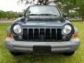Jeep Liberty CRD Sport 4x4 Deep Beryl Green Pearl photo #15