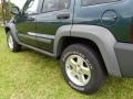 Jeep Liberty CRD Sport 4x4 Deep Beryl Green Pearl photo #19