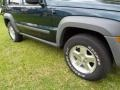 Jeep Liberty CRD Sport 4x4 Deep Beryl Green Pearl photo #21