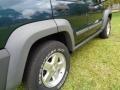 Jeep Liberty CRD Sport 4x4 Deep Beryl Green Pearl photo #30