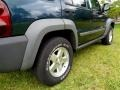 Jeep Liberty CRD Sport 4x4 Deep Beryl Green Pearl photo #34