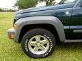 Jeep Liberty CRD Sport 4x4 Deep Beryl Green Pearl photo #40