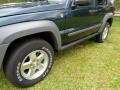 Jeep Liberty CRD Sport 4x4 Deep Beryl Green Pearl photo #42