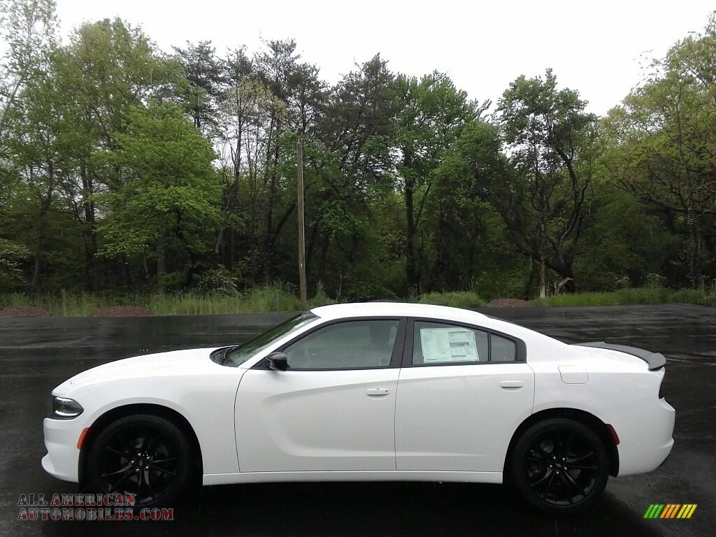 2017 Charger SE - White Knuckle / Black photo #1