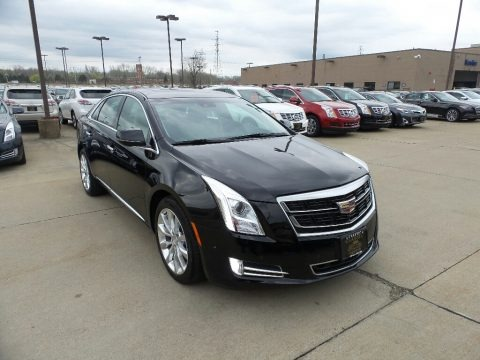 Black Raven 2016 Cadillac XTS Luxury Sedan