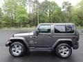 Jeep Wrangler Sahara 4x4 Granite Crystal Metallic photo #1