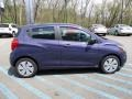 Chevrolet Spark LS Kalamata Metallic photo #8
