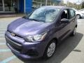 Chevrolet Spark LS Kalamata Metallic photo #11