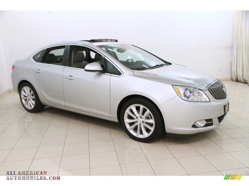 2013 Verano FWD - Quicksilver Metallic / Medium Titanium photo #1