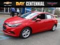 Chevrolet Cruze LT Red Hot photo #1
