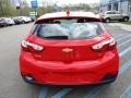 Chevrolet Cruze LT Red Hot photo #5