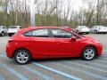 Chevrolet Cruze LT Red Hot photo #7