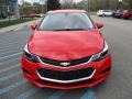 Chevrolet Cruze LT Red Hot photo #9