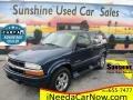 Chevrolet Blazer LS 4x4 Indigo Blue Metallic photo #1