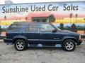 Chevrolet Blazer LS 4x4 Indigo Blue Metallic photo #3