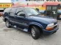 Chevrolet Blazer LS 4x4 Indigo Blue Metallic photo #6