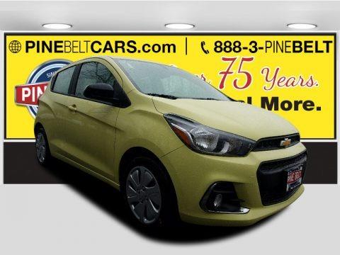 Brimstone 2017 Chevrolet Spark LS