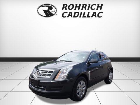 Graphite Metallic 2015 Cadillac SRX Luxury AWD