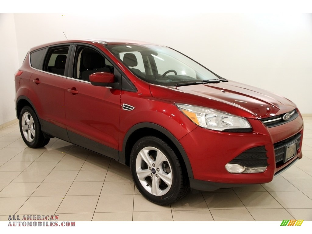 2014 ford escape se 1 6l ecoboost 4wd in ruby red d15312 all american automobiles buy. Black Bedroom Furniture Sets. Home Design Ideas