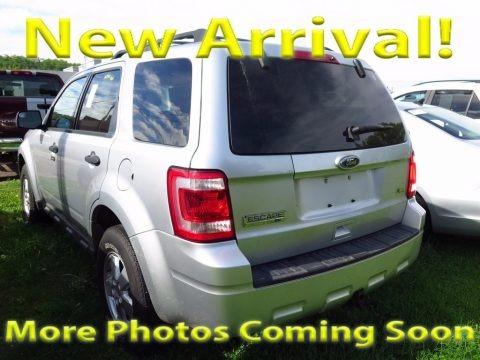 Ingot Silver Metallic 2010 Ford Escape XLT V6 4WD