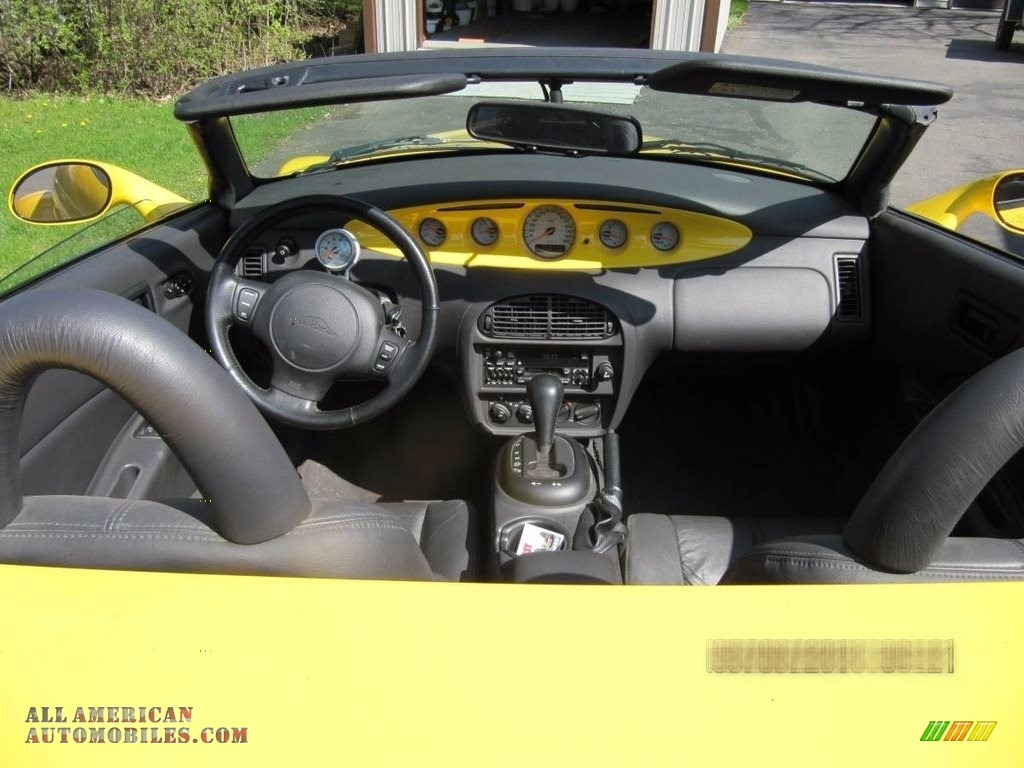 1999 Prowler Roadster - Prowler Yellow / Agate photo #4
