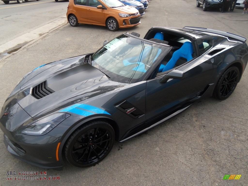 2017 chevrolet corvette grand sport coupe in watkins glen gray metallic 300859 all american. Black Bedroom Furniture Sets. Home Design Ideas