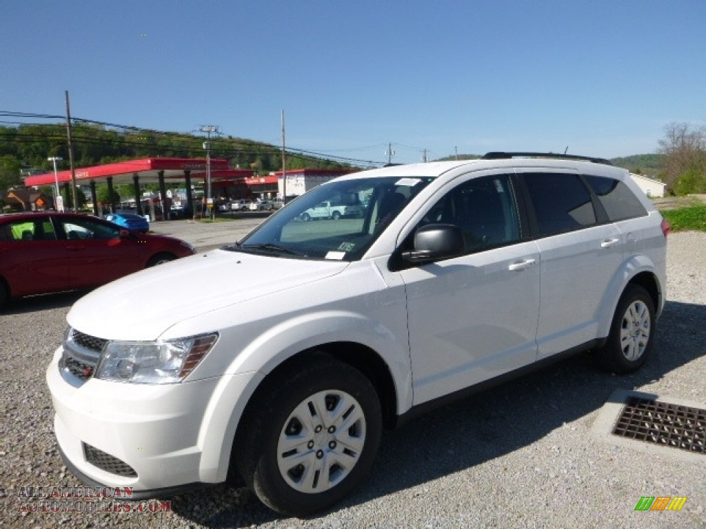 2017 dodge journey se awd in vice white 620531 all for Steve white motors inc