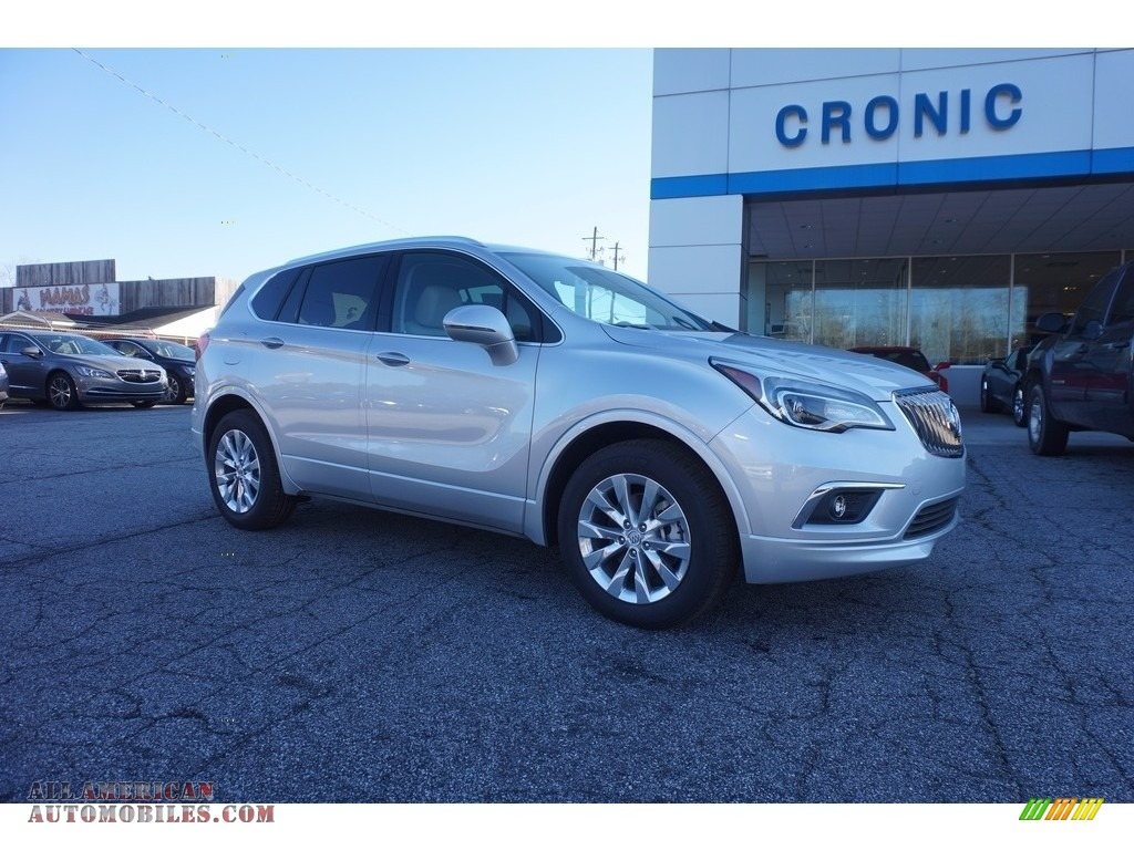 2017 buick envision essence in galaxy silver metallic 067011 all american automobiles buy. Black Bedroom Furniture Sets. Home Design Ideas