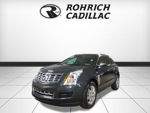 Graphite Metallic 2016 Cadillac SRX Luxury AWD