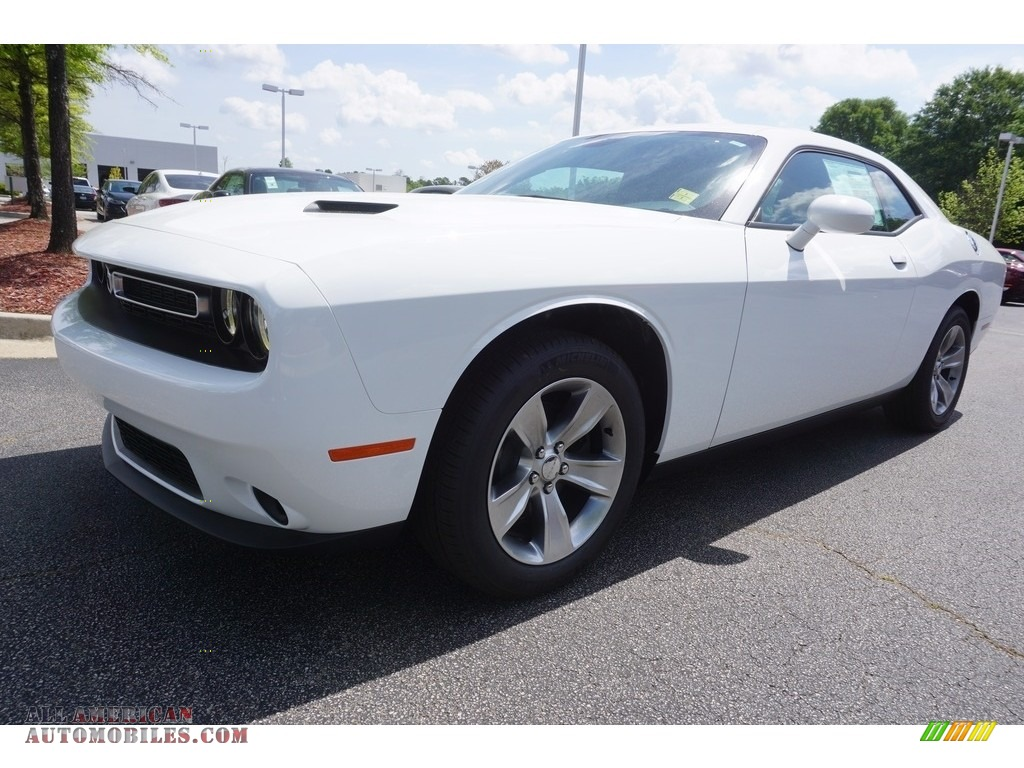 2017 Dodge Challenger SXT in White Knuckle - 613846 | All ...