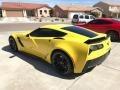 Chevrolet Corvette Z06 Coupe Corvette Racing Yellow Tintcoat photo #3