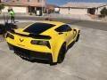 Chevrolet Corvette Z06 Coupe Corvette Racing Yellow Tintcoat photo #5