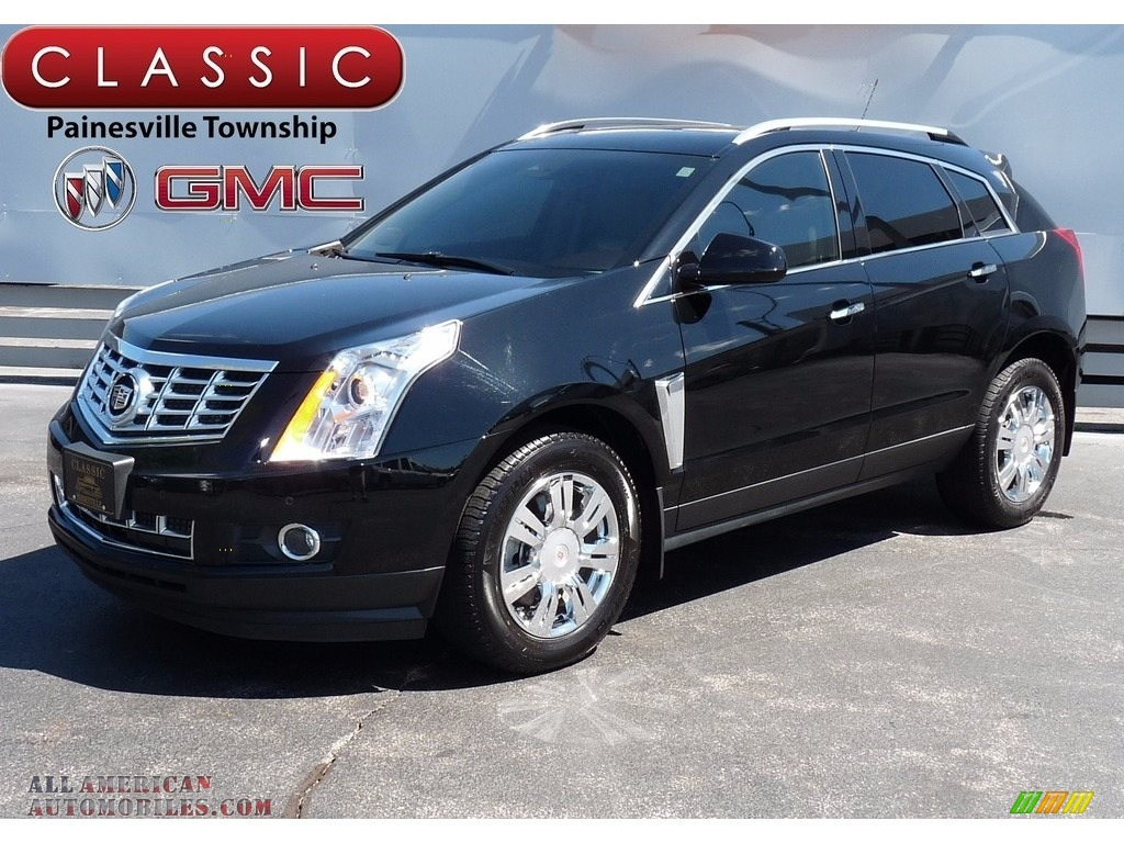 2015 cadillac srx luxury awd in black raven 551395 all american automobiles buy american. Black Bedroom Furniture Sets. Home Design Ideas