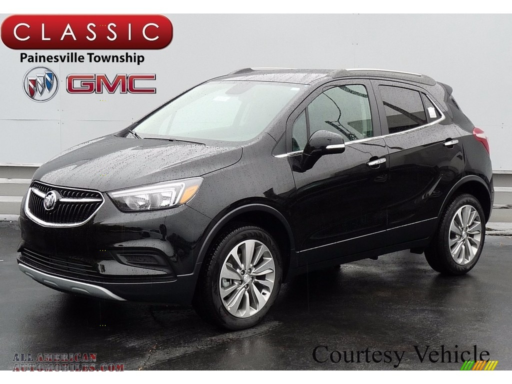 2017 buick encore preferred awd in ebony twilight metallic 004802 all american automobiles. Black Bedroom Furniture Sets. Home Design Ideas