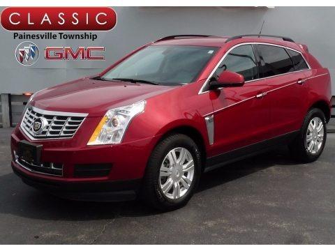 Crystal Red Tintcoat 2014 Cadillac SRX FWD