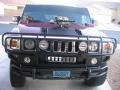 Hummer H2 SUV Red Metallic photo #8