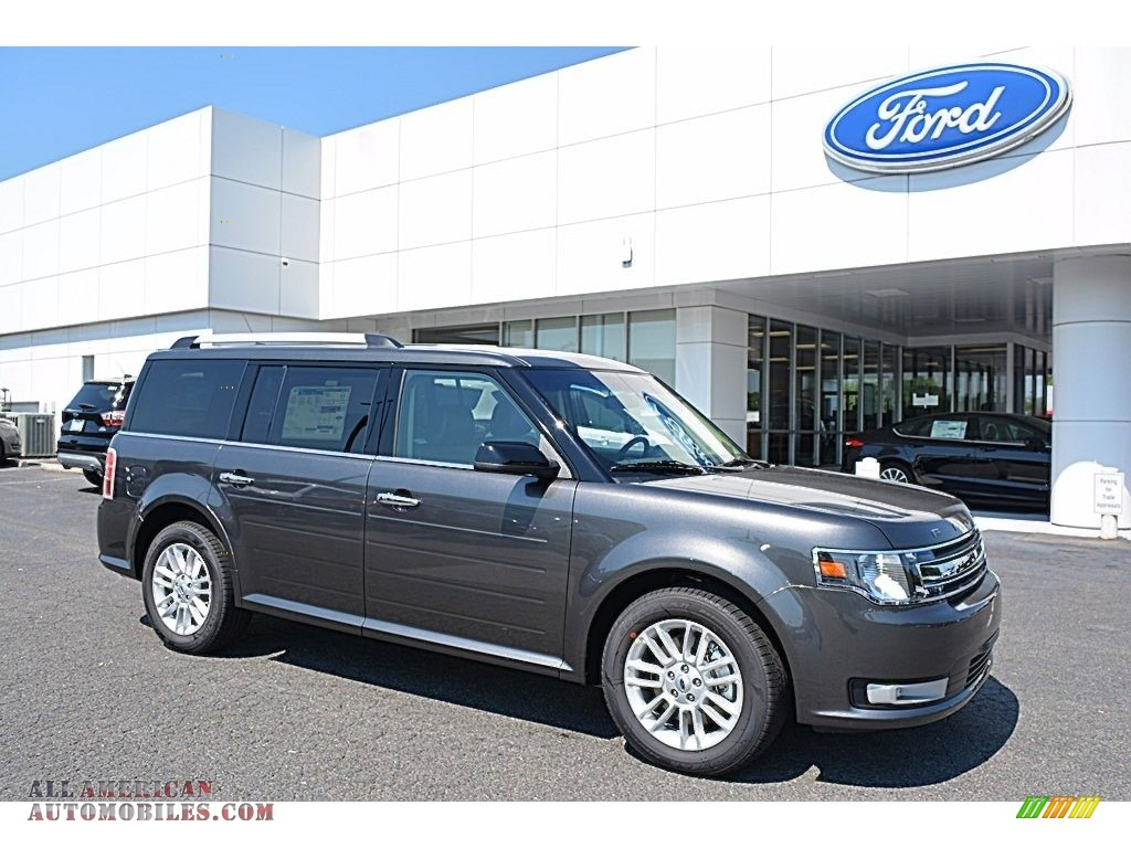 2017 ford flex sel in magnetic a10173 all american automobiles buy american cars for sale. Black Bedroom Furniture Sets. Home Design Ideas