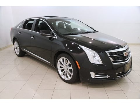 Stellar Black Metallic 2016 Cadillac XTS Luxury Sedan