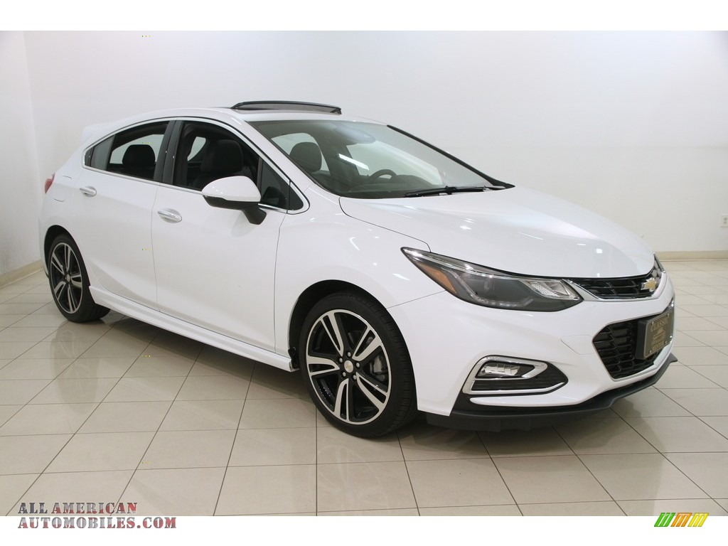 2017 chevrolet cruze premier in summit white 528820 all american automobiles buy american. Black Bedroom Furniture Sets. Home Design Ideas