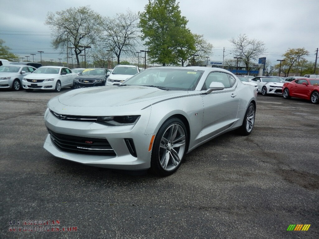 2017 chevrolet camaro lt coupe in silver ice metallic 202246 all american automobiles buy. Black Bedroom Furniture Sets. Home Design Ideas