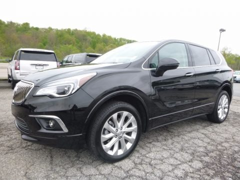 Ebony Twilight Metallic 2016 Buick Envision Premium AWD