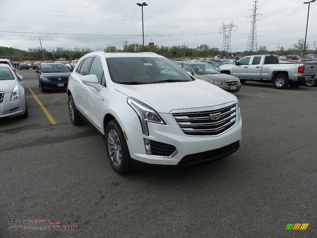 2017 cadillac xt5 luxury awd in crystal white tricoat 289741 all american automobiles buy. Black Bedroom Furniture Sets. Home Design Ideas