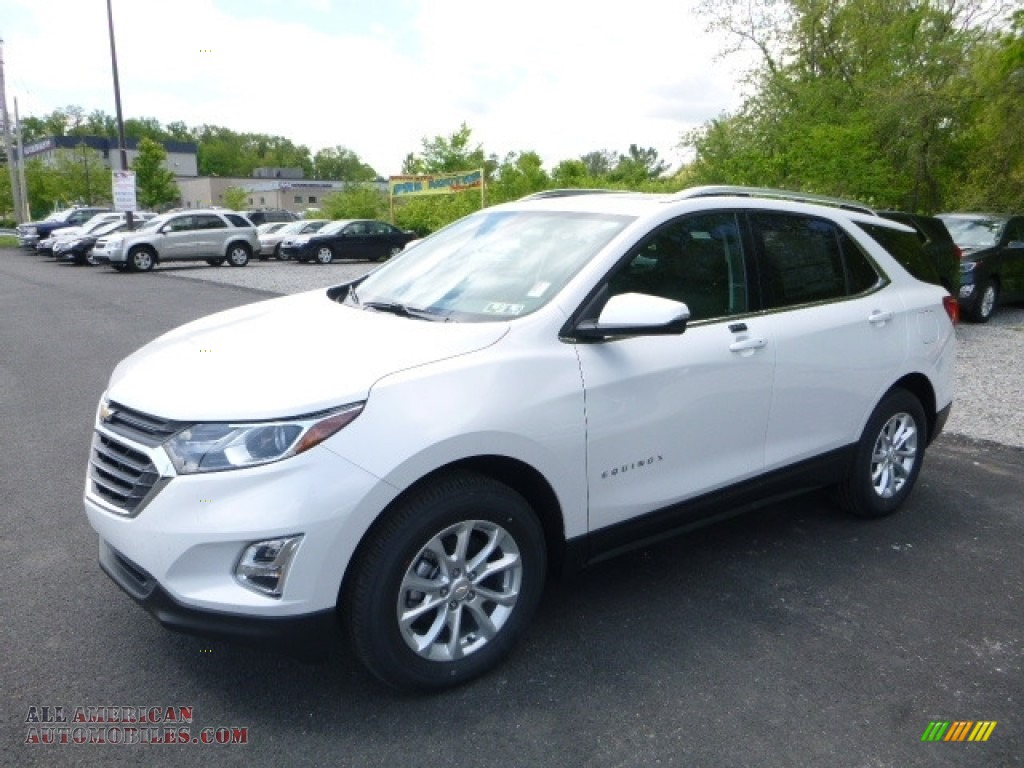 2018 Chevrolet Equinox Lt Awd In Iridescent Pearl Tricoat